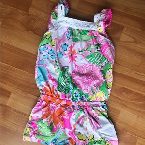 Lilly Pulitzer for Target One Pieces - Lilly Pulitzer for target  romper size 2T